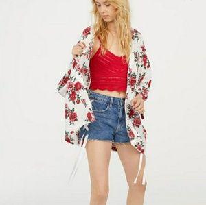 •New!!!! H&M Short Kimono